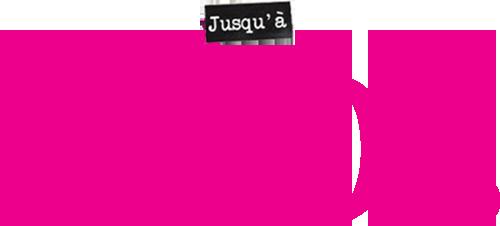 réduction jusqu'à -60