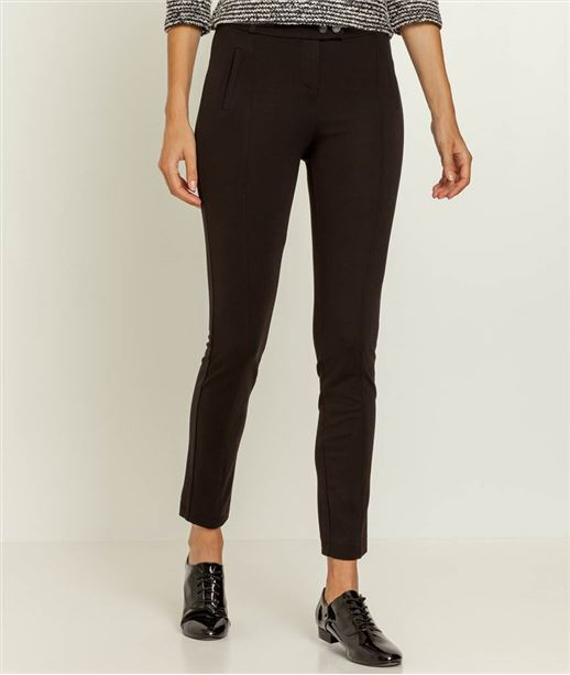 Pantalon femme Milano NOIR