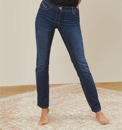 jeans droits