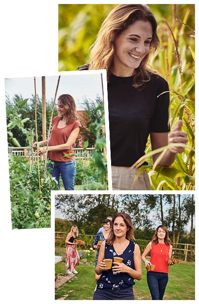 Angélique collage