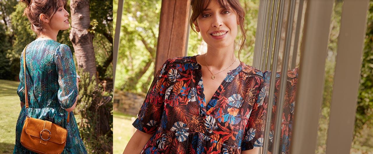 Robes de soirées d'été