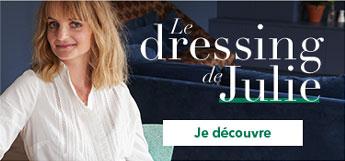 Le dressing de Julie