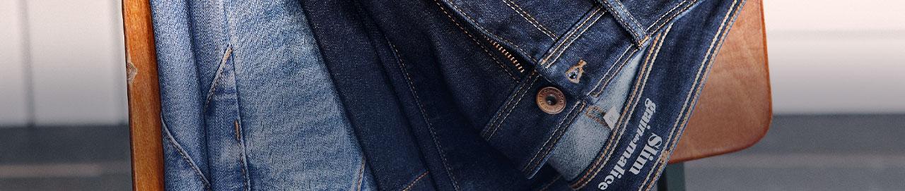 Notre corner jeans