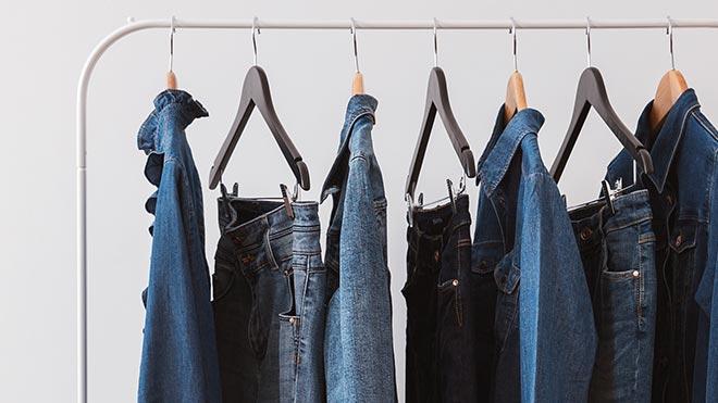 Grande collecte de vêtements