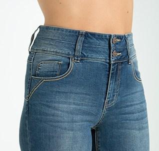 image jean taille haute