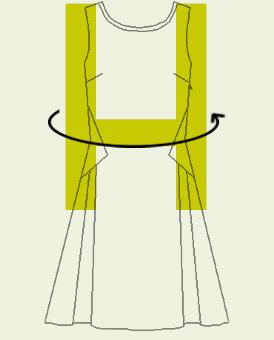 image morphologie en H