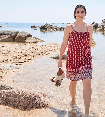 sandra plage image