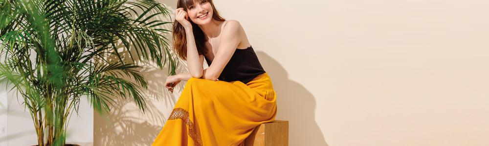 Nouvelle collection Grain de Malice, vêtement pour femme