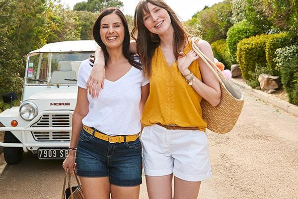 Les indispensables de l'été image Grain de Malice, vêtement pour femme