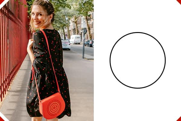 la collection Cherry image Grain de Malice, vêtement pour femme