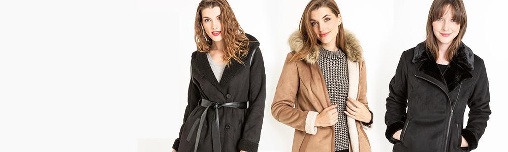 la collection des manteaux image Grain de Malice, vêtement pour femme