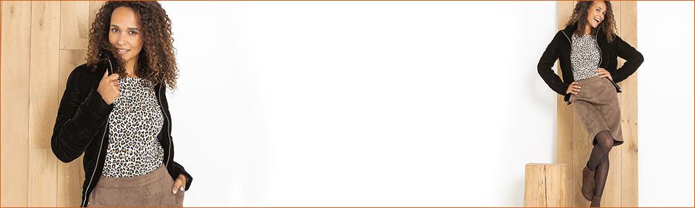 la collection luxury animale image Grain de Malice, vêtement pour femme