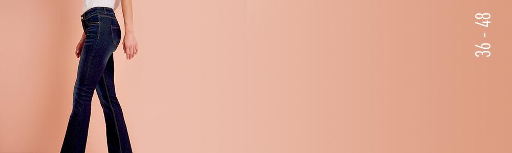 le jean bootcut image Grain de Malice, vêtement pour femme