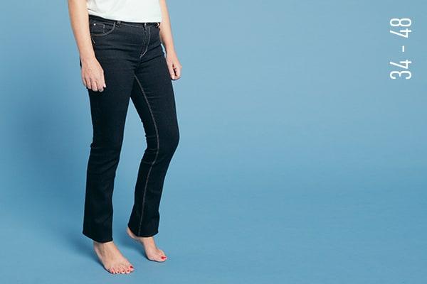 ... le jean droit New York image Grain de Malice 01476406952