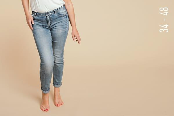 ... le jean raccourci Tokyo image Grain de Malice f75f0656806