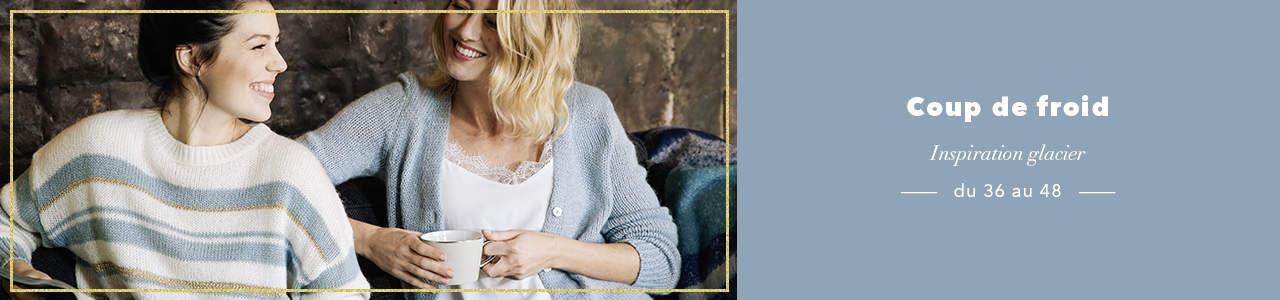 la collection coup de froid image Grain de Malice, vêtement pour femme