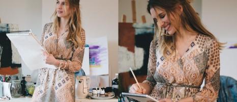 la collection solaire image Grain de Malice, vêtement pour femme