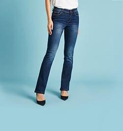 image rubrique jeans bootcuts