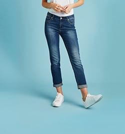 image rubrique jeans raccourcis