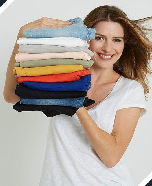 image home page jeans de couleur Grain de malice