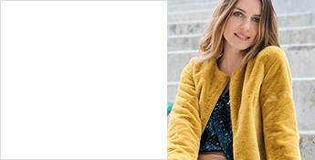 Foulard femme bicolore TILLEUL CLAIR - Grain de Malice b47b9d34deb