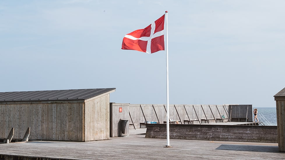 image drapeau Danemark lookbook