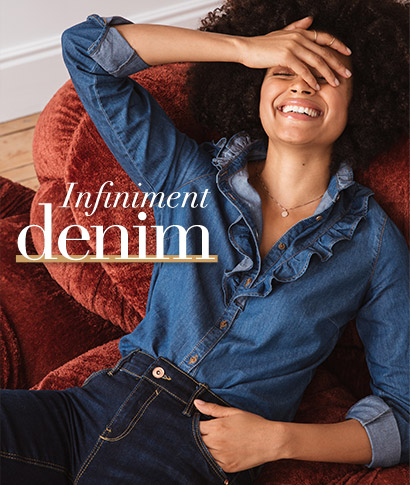 Infiniment denim