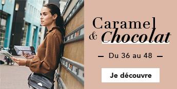 Caramel & Chocolat. Du 36 au 48